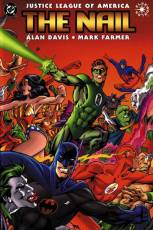 Couverture de l'album JUSTICE LEAGUE OF AMERICA The nail