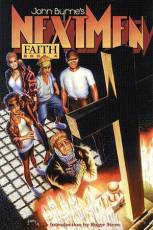 Couverture de l'album JOHN BYRNE'S NEXT MEN Tome #4 Faith