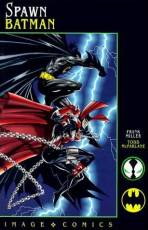 Couverture de l'album SPAWN Spawn/Batman