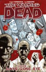 Couverture de l'album THE WALKING DEAD (VO) Tome #1 Days gone bye