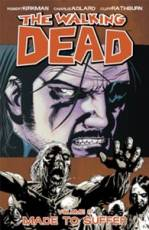 Couverture de l'album THE WALKING DEAD (VO) Tome #8 Made to Suffer