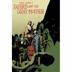 Couverture de l'album FAFHRD AND THE GRAY MOUSER Fafhrd and the Gray Mouser
