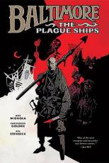 Couverture de l'album BALTIMORE Tome #1 The plague ships