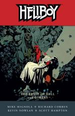 Couverture de l'album HELLBOY Tome #11 The bride of hell and others