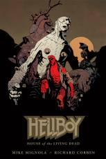 Couverture de l'album HELLBOY Tome #  House of the living dead