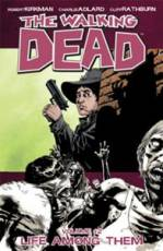 Couverture de l'album THE WALKING DEAD (VO) Tome #12 Life Among Them