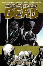 Couverture de l'album THE WALKING DEAD (VO) Tome #14 No Way Out