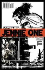 Couverture de l'album CHANNEL ZERO Tome #2 Jennie One