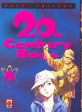Couverture de l'album 20TH CENTURY BOYS Tome #8 20 th century boys