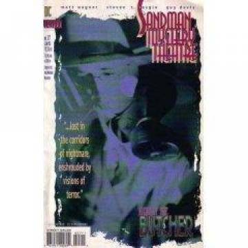 Couverture de l'album SANDMAN MYSTERY THEATRE Tome #27 Night of the butcher -Act 3 of 4