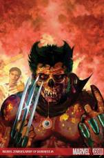 Couverture de l'album MARVEL ZOMBIES VS THE ARMY OF DARKNESS Tome #5 The Stalking deaf