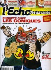 Couverture de l'album ECHO DES SAVANES (L\') Tome #267 Avril 2008