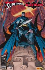 Couverture de l'album SUPERMAN & BATMAN Tome #8 Le dernier lendemain
