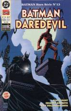 Couverture de l'album BATMAN - HORS SERIE Tome #13 Batman/ Daredevil
