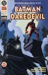 bande-dessinée, BATMAN - HORS SERIE #13, Batman/ Daredevil
