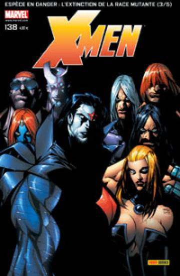 Couverture de l'album X-MEN Tome #138 3 Espèce en danger