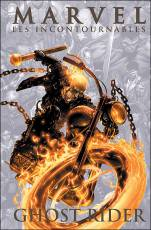 Couverture de l'album MARVEL LES INCONTOURNABLES Tome #10 Ghost Rider
