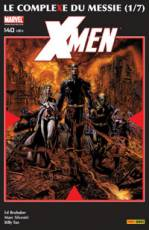 Couverture de l'album X-MEN Tome #140 1/7 Le complexe du Messie