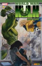 Couverture de l'album WORLD WAR HULK HORS SERIE Tome #2 Tome 2