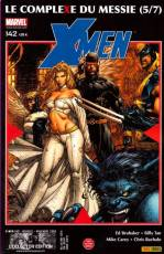 Couverture de l'album X-MEN Tome #142 5/7 Le complexe du Messie