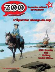 Couverture de l'album MAGAZINE ZOO Tome #15 Septembre / Octobre 2008