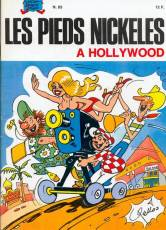 Couverture de l'album LES PIEDS NICKELES Tome #83 A Hollywood