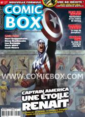 Couverture de l'album COMIC BOX Tome #57 Mars-avril 2009