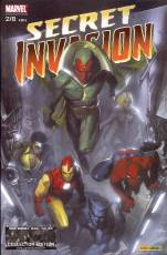 Couverture de l'album SECRET INVASION Tome #2 Secret Invasion 2/8