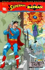 Couverture de l'album SUPERMAN  & BATMAN HORS-SERIE Tome #7 Soleil Rouge