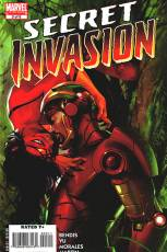 Couverture de l'album SECRET INVASION Tome #3 Secret Invasion (3/8)