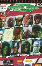 Couverture de l'album MARVEL ICONS Tome #48 1 L'Empire