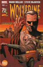 Couverture de l'album WOLVERINE Tome #183 Old Man Logan (1/8)