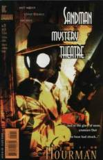 Couverture de l'album SANDMAN MYSTERY THEATRE Tome #29 The Hourman - Act I of IV
