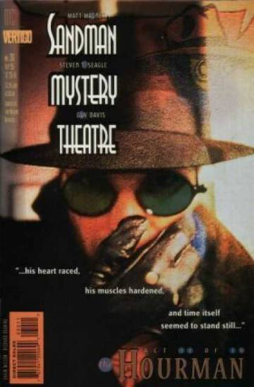Couverture de l'album SANDMAN MYSTERY THEATRE Tome #30 The Hourman  - Act II of IV