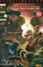 Couverture de l'album MARVEL ICONS Tome #49 L'Empire (2)