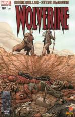 Couverture de l'album WOLVERINE Tome #184 Old Man Logan (2/8)