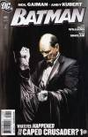 bande-dessinée, BATMAN #686, Whatever happened to the caped crusader ? 1 of 2