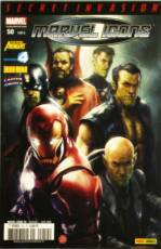 Couverture de l'album MARVEL ICONS Tome #50 3 L'Empire