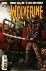 Couverture de l'album WOLVERINE Tome #185 Old Man Logan (3/8)