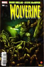 Couverture de l'album WOLVERINE Tome #186 4/8 Old Man logan