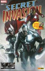 Couverture de l'album SECRET INVASION Tome #6 Secret Invasion (6/8)