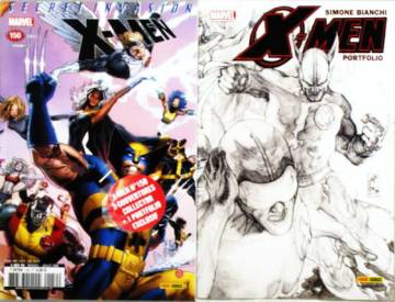 Couverture de l'album X-MEN Tome #150 L'autre