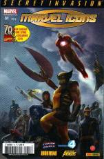 Couverture de l'album MARVEL ICONS Tome #51 4 L'Empire