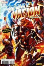 Couverture de l'album SECRET INVASION HORS SERIE Tome #2 Thor : Secret Invasion