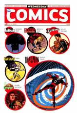 Couverture de l'album WEDNESDAY COMICS Tome #3 22 Juillet 2009