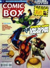 Couverture de l'album COMIC BOX Tome #60 Septembre Octobre 2009