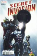 Couverture de l'album SECRET INVASION Tome #8 Secret invasion (8/8)