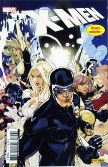 Couverture de l'album X-MEN Tome #153 Mal d'amour
