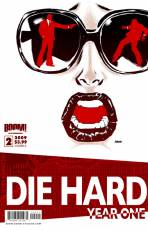 Couverture de l'album DIE HARD Tome #2 Year one