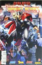 Couverture de l'album MARVEL HEROES Tome #26 La séparation